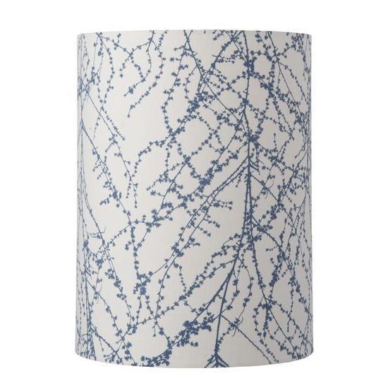 Lampendesign, 30-h-40cm-branches-indigo