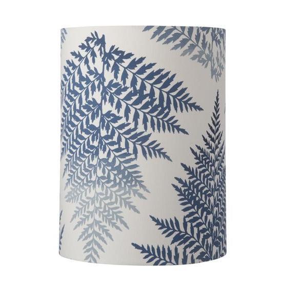 Lampen design 30-h-40cm-fern-leaves-graphic-indigo