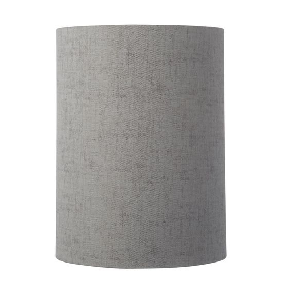 Lampenschirm 30-h-40cm-grey
