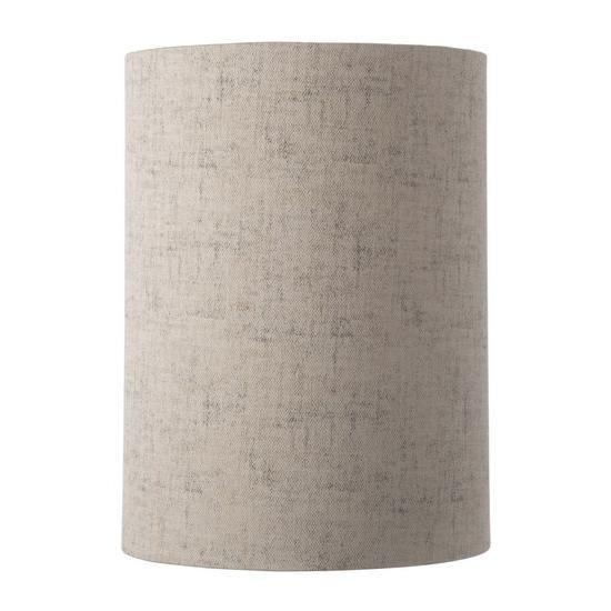 Textiler Lampenschrim 30-h-40cm-sand