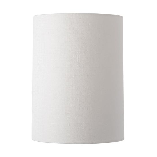 Lampenschirm 30-h-40cm-white