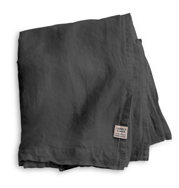 Bettlaken-Heaven-von-Lovely-Linen-in-dark-grey