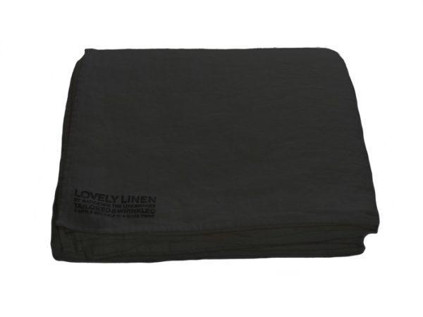 Bettlaken-in-dark-grey-von-Lovely-Linen