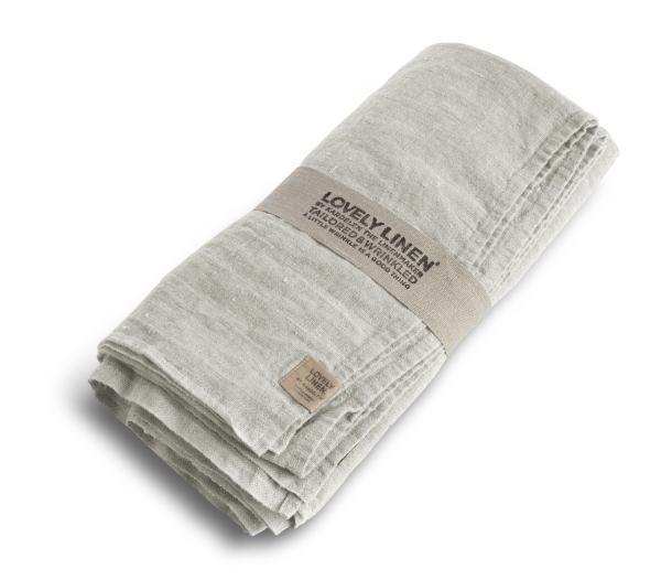 Buegelfreie-Tischdecken-und-Servietten-von-Lovely-Linen light grey