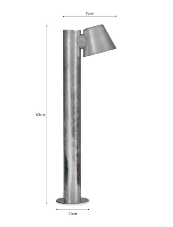 Bodenbeleuchtung-Mast-Path-Light