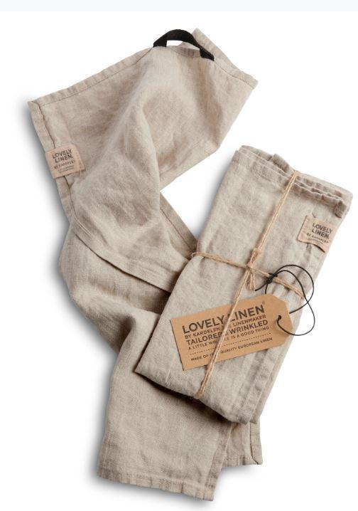 Servietten Misty Meadow von Lovely Linen