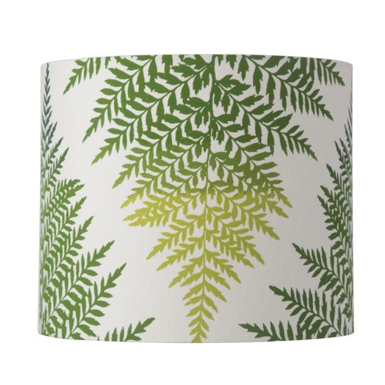Lampenschirm-3530-leaves-graphic-green