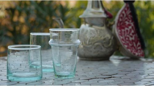 Marokkanische-Teegl-ser-und-Trinkgl-ser