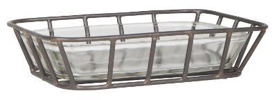 Nostalgische-Seifenschale-aus-Glas-von-Ib-Laursen