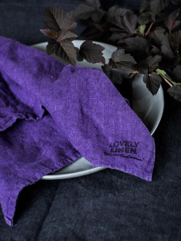 Stoffserviette-100-Leinen-Lovely-Linen