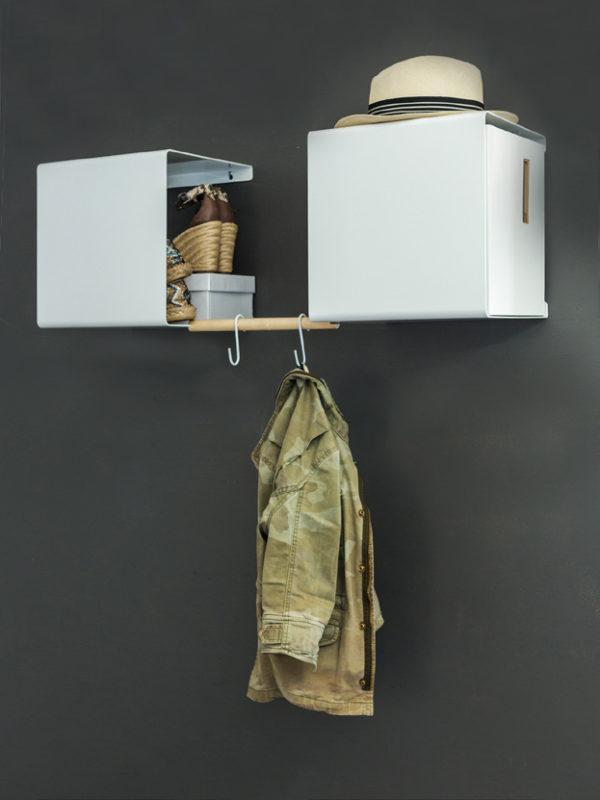 Wand Garderoben von Anne Linde