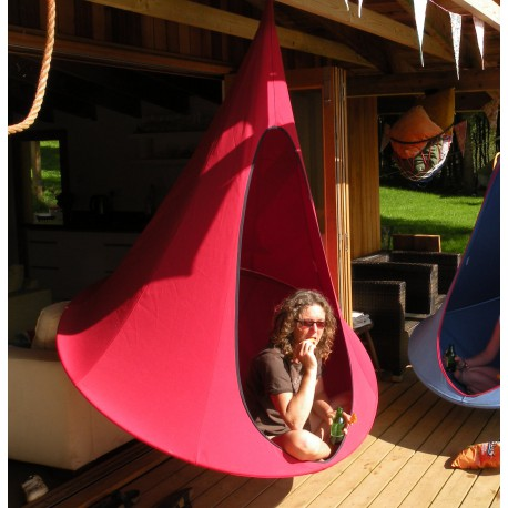 single-cacoon-red