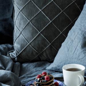 Couchkissen aus Samt
