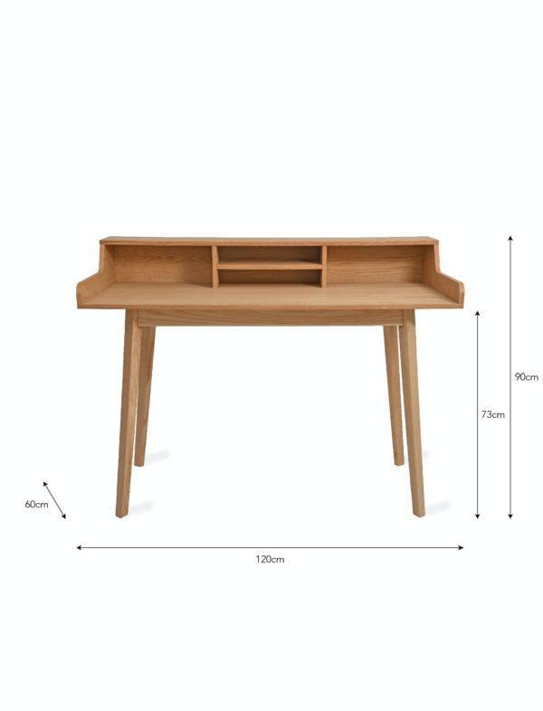 Ashwicke Desk with Storage(1)