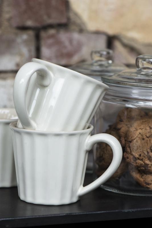 Shabby Style Kaffeebecher und Latte Cups von Ib Laursen2