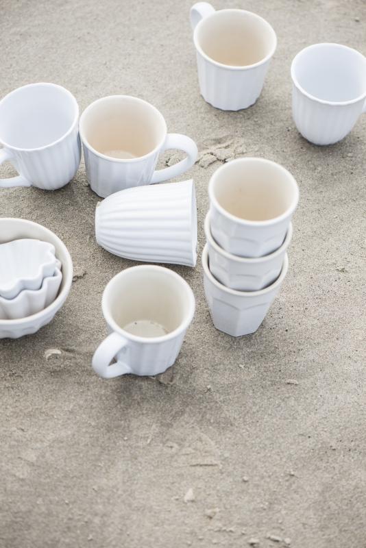 Shabby Style Kaffeebecher und Latte Cups von Ib Laursen7