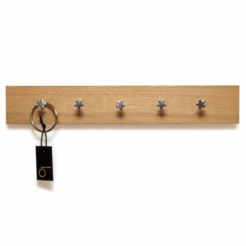 Schlüsselboard FlowerNail von raumgestalt